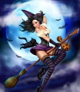 Hot Witch image into Witch Sexy Pics