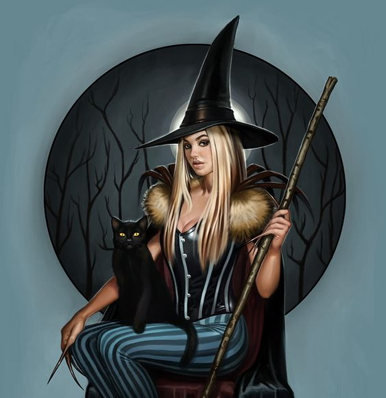 Hot Witch image